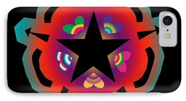 New Star 6 Phone Case by Eric Edelman
