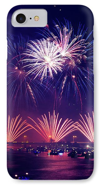 New Year's Eve IPhone Case by Aaron Burden