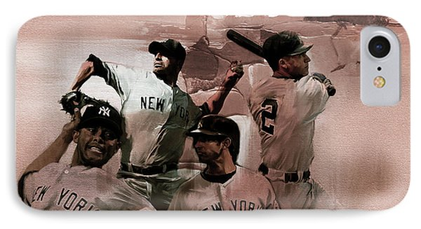 New York Baseball  IPhone 7 Case