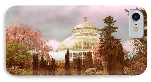 New York Botanical Garden IPhone Case by Jessica Jenney