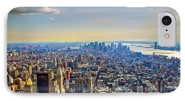 New York City - Manhattan IPhone Case