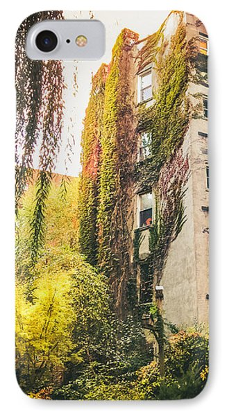 New York City Autumn East Village IPhone Case by Vivienne Gucwa