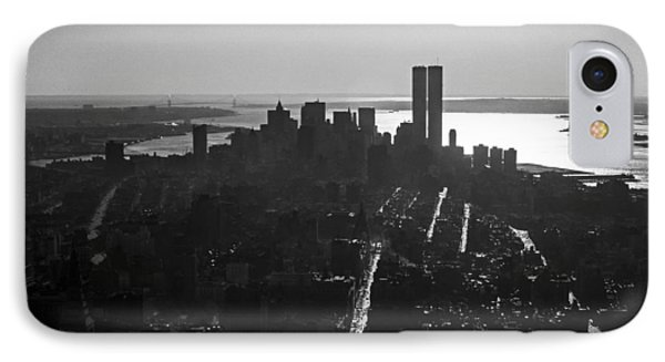 New York City Skyline In Its Age Of Innocence IPhone Case