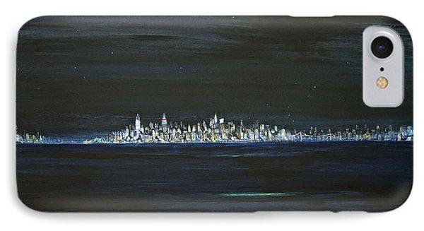 New York City Nights IPhone Case
