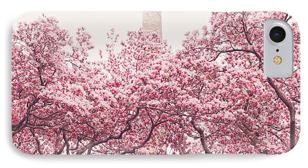 New York City - Springtime Cherry Blossoms Central Park IPhone Case