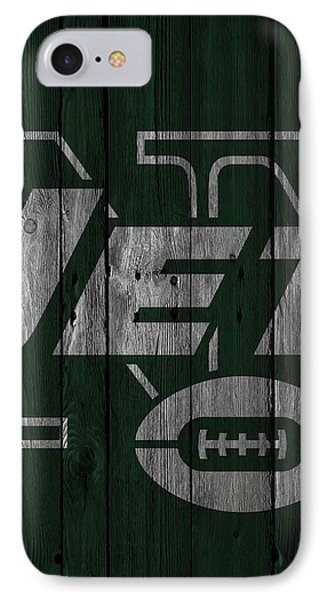 New York Jets Wood Fence IPhone 7 Case