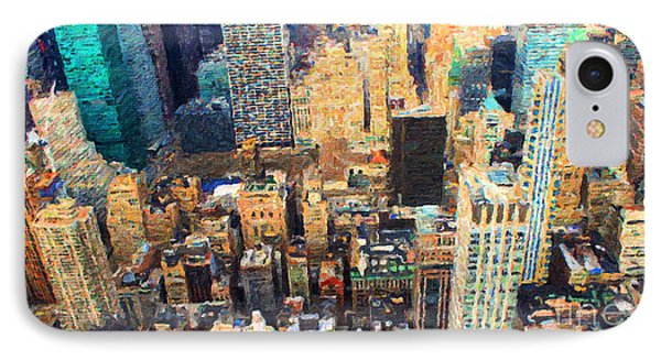 New York, New York IPhone Case by Chris Armytage