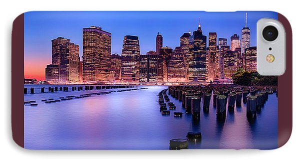 New York New York IPhone Case by Marvin Spates