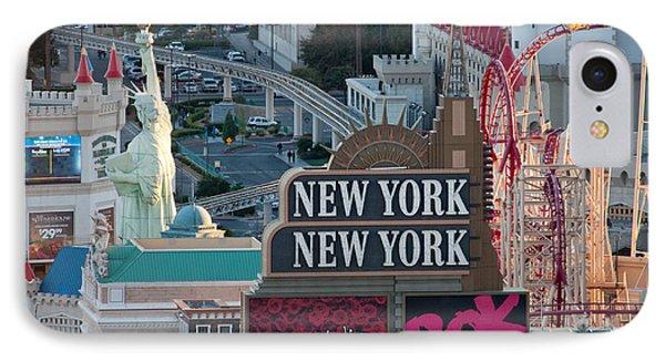 New York New York Strip Phone Case by Andy Smy