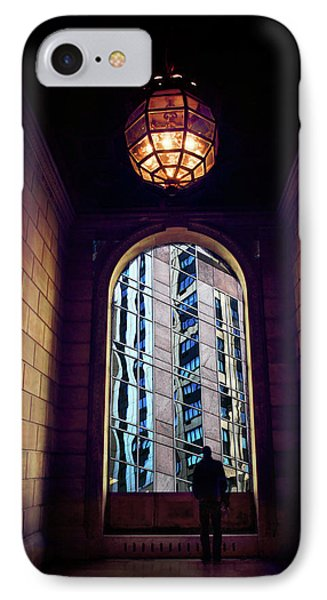 IPhone 7 Case featuring the photograph New York Perspective by Jessica Jenney