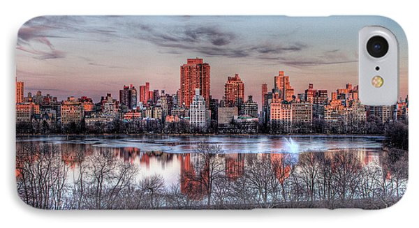 New York Spring Awakening Phone Case by Ariane Moshayedi