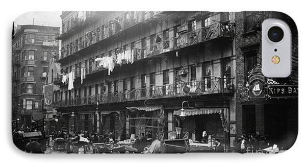 New York: Tenements, 1912 Phone Case by Granger
