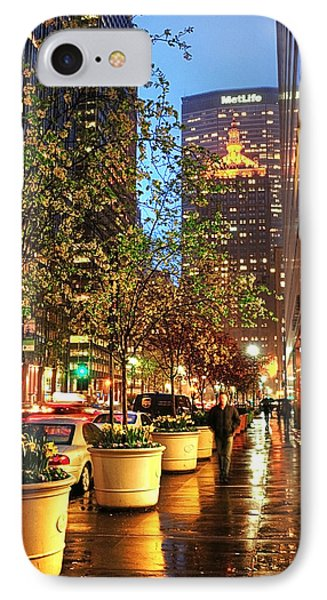 New York06 Phone Case by Svetlana Sewell