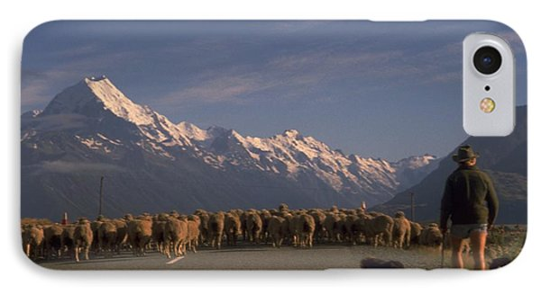 New Zealand Mt Cook IPhone Case by Travel Pics