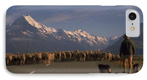 New Zealand Mt Cook IPhone 7 Case