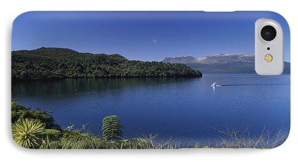 New Zealand, Rotorua Phone Case by Greg Vaughn - Printscapes