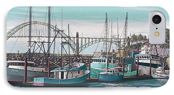 Newport Bayfront IPhone Case