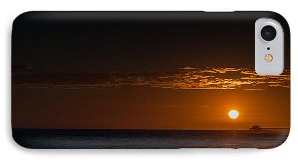 Newport Beach Sunset IPhone Case by Ralph Vazquez