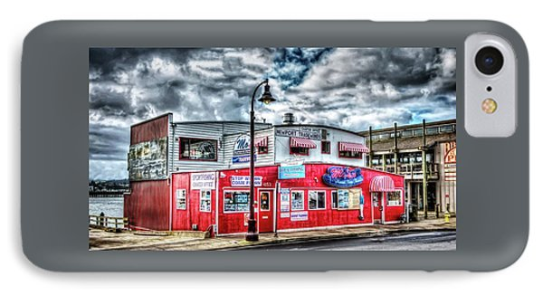 Newport Tradewinds And Mo's IPhone Case by Thom Zehrfeld