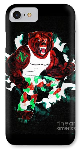 Nhs Bears In Color  IPhone Case