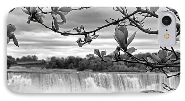 Niagara American Falls Spring IPhone Case by Charline Xia