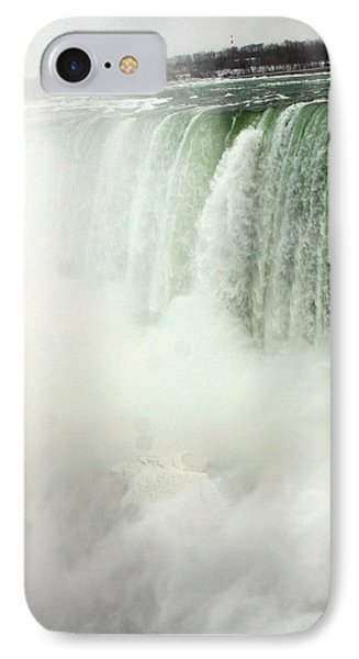 Niagara Falls 4 Phone Case by Anthony Jones