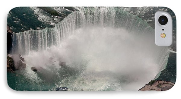 Niagara Falls IPhone Case by JT Lewis