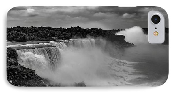 IPhone Case featuring the photograph Niagra Falls by Jason Moynihan