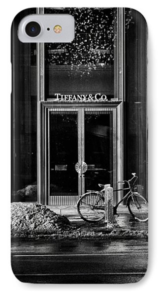 IPhone Case featuring the photograph Nice Place To Have Breakfast by Brian Carson