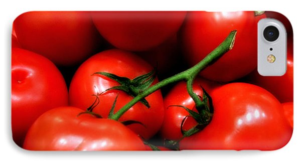 Nice Tomatoes Baby IPhone Case by RC DeWinter