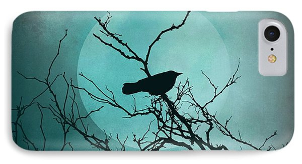 Night Bird IPhone Case by Patricia Strand