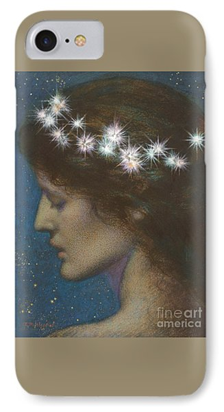 Night IPhone Case by Edward Robert Hughes
