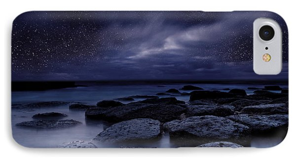 Night Enigma IPhone Case by Jorge Maia
