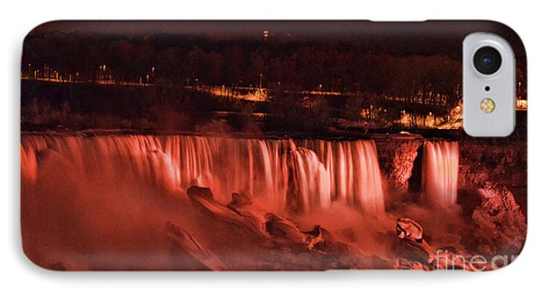 IPhone Case featuring the photograph Night Falls by Traci Cottingham
