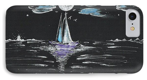 Night Fishing IPhone Case