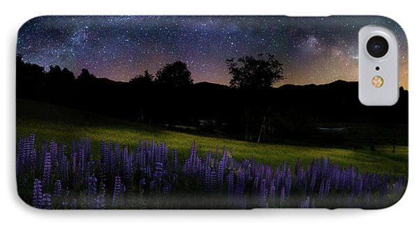 IPhone 7 Case featuring the photograph Night Flowers by Bill Wakeley