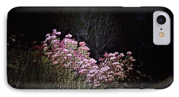 Night Flowers IPhone Case by YoMamaBird Rhonda