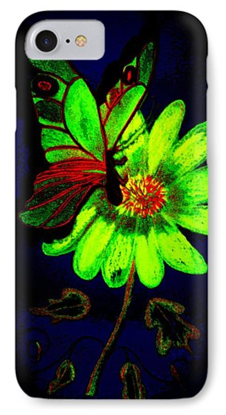 Night Glow IPhone Case by Maria Urso