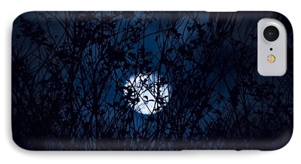 Night In The Witch's Forest IPhone Case by Mark Andrew Thomas