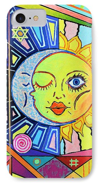 Night Kisses Daylight IPhone Case by Jeremy Aiyadurai