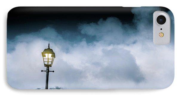 Night Landscape In Queenstown Tasmania IPhone Case
