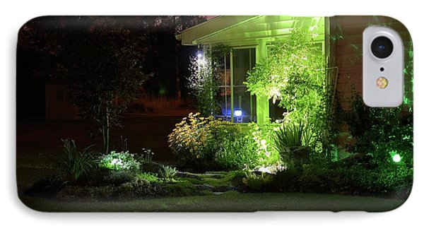 Night Light Garden 2  IPhone Case