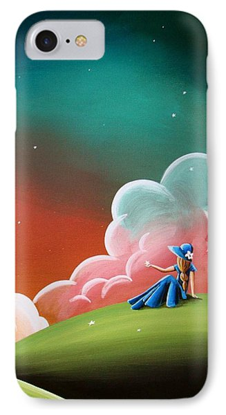 Night Lights IPhone Case by Cindy Thornton