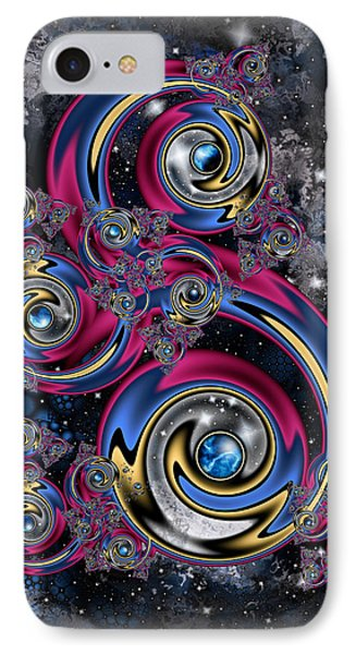 Night Moves IPhone Case by Kim Redd