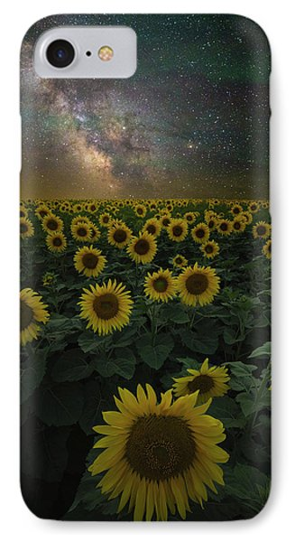 IPhone Case featuring the photograph Night Of A Billion Suns by Aaron J Groen