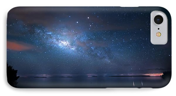 IPhone Case featuring the photograph Night Of The Milky Way by Mark Andrew Thomas