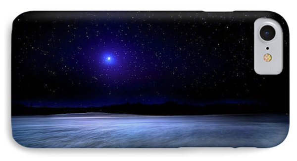 Night On Mystic River IPhone Case