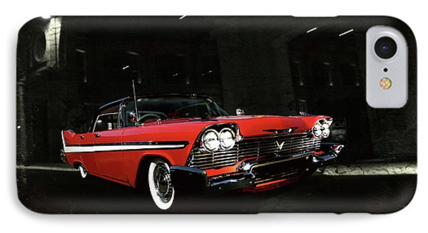 IPhone Case featuring the photograph Night Ride by Steven Agius