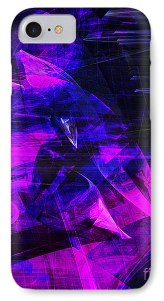 Night Rider . A120423.936.693 IPhone Case by Home Decor