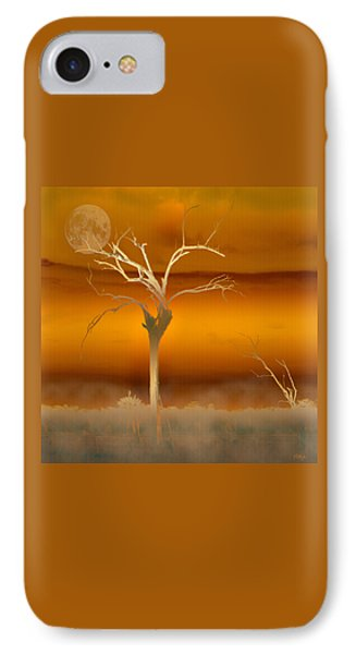 Night Shades Phone Case by Holly Kempe